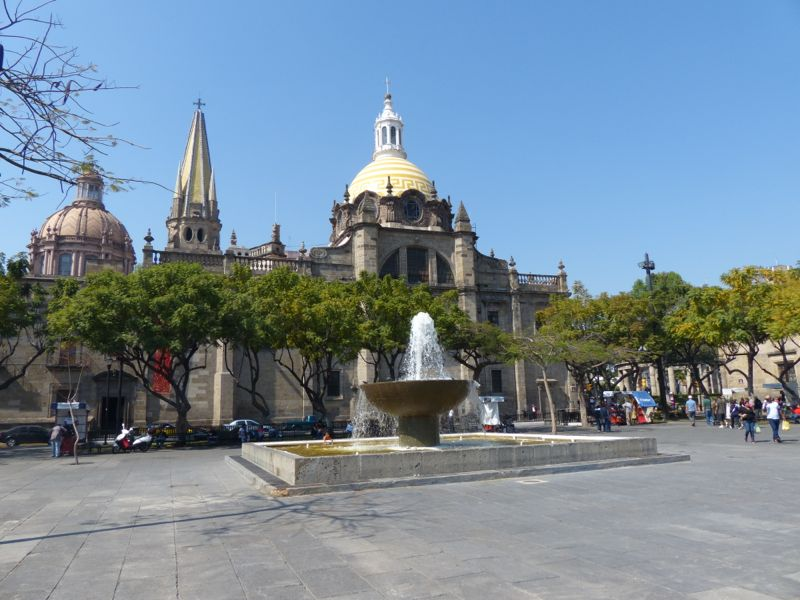 The city's main cathedral