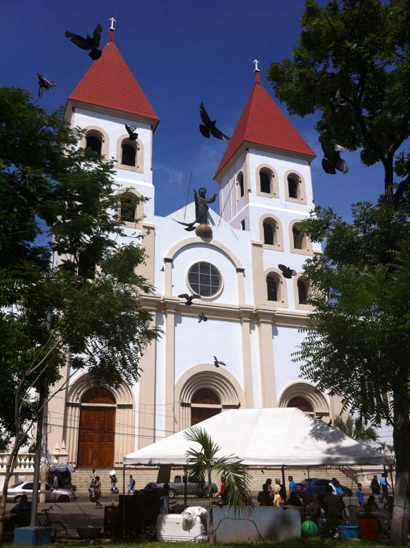 The San Miguel Cathedral