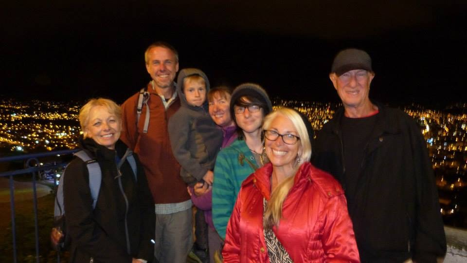 We were joined on the tour by Lainie and Miro, whom we met on the beach a few weeks ago.