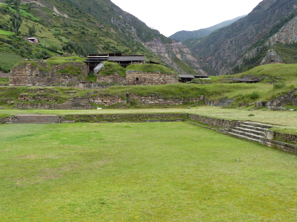 The ruins themselves were pretty impressive. Construction started around 1200 BC making them some of the oldest ruins in Peru.