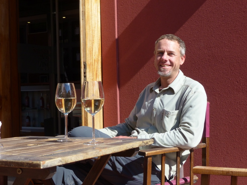 We spent a week in Cafayate, mostly working, but also getting a chance to taste some of the region's wines.